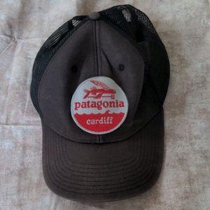 Patagonia Cardiff Mesh Back Adjustable Strap Hat